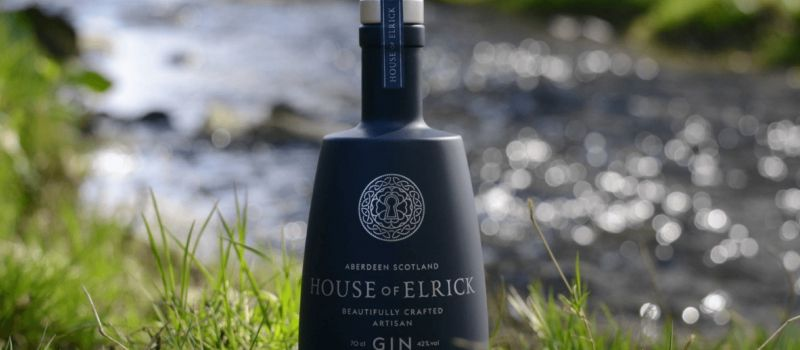 Photo for: House of Elrick Gin - A Leading Brand In the UK