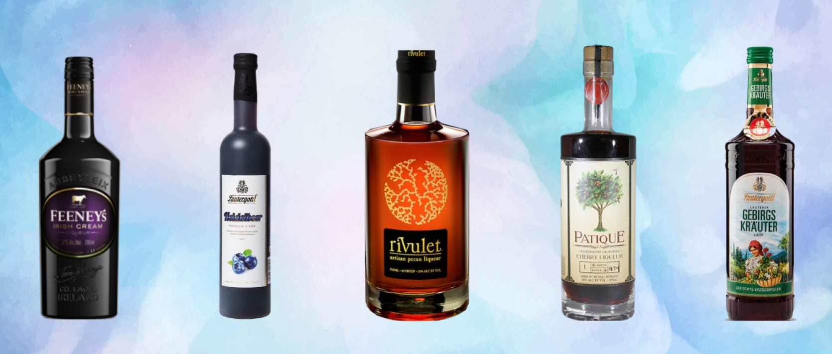 Photo for: Top Liqueurs of 2019