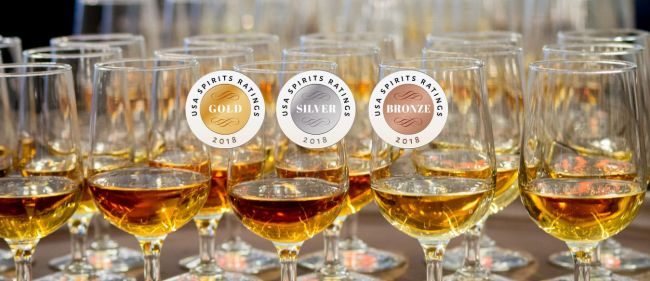 Photo for: Winners Announced in USA Spirits Ratings Competition