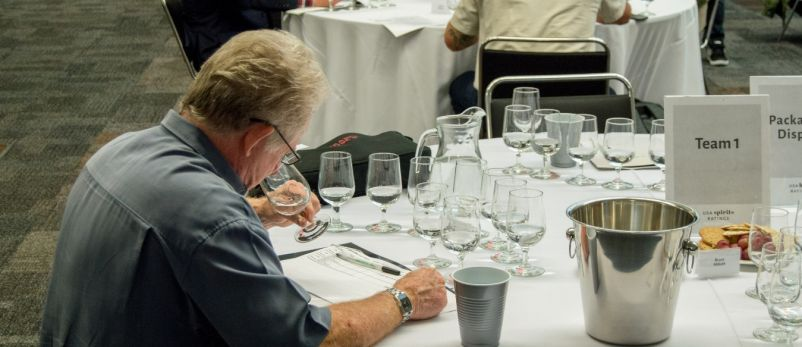 Photo for: The USA's Most Important Spirits Competition